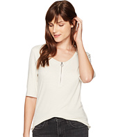 Calvin Klein Jeans - Rib Top w/ O-Ring Detail