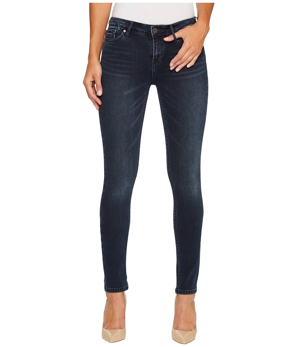 Calvin Klein Jeans Ultimate Skinny Jeans in Outerspace Wash (Outerspace) Women