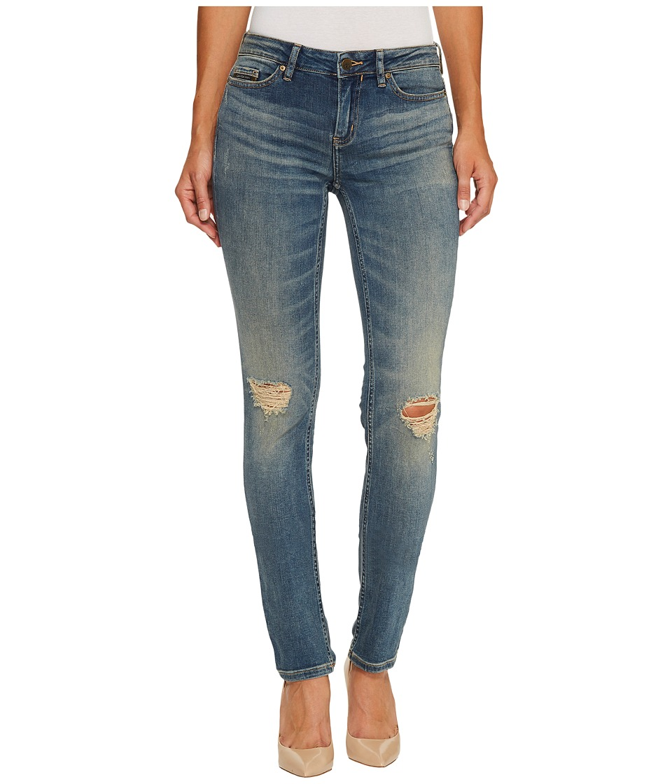 Calvin Klein Jeans Ultimate Skinny Jeans in Tinted Dust Wash (Tinted Dust) Women