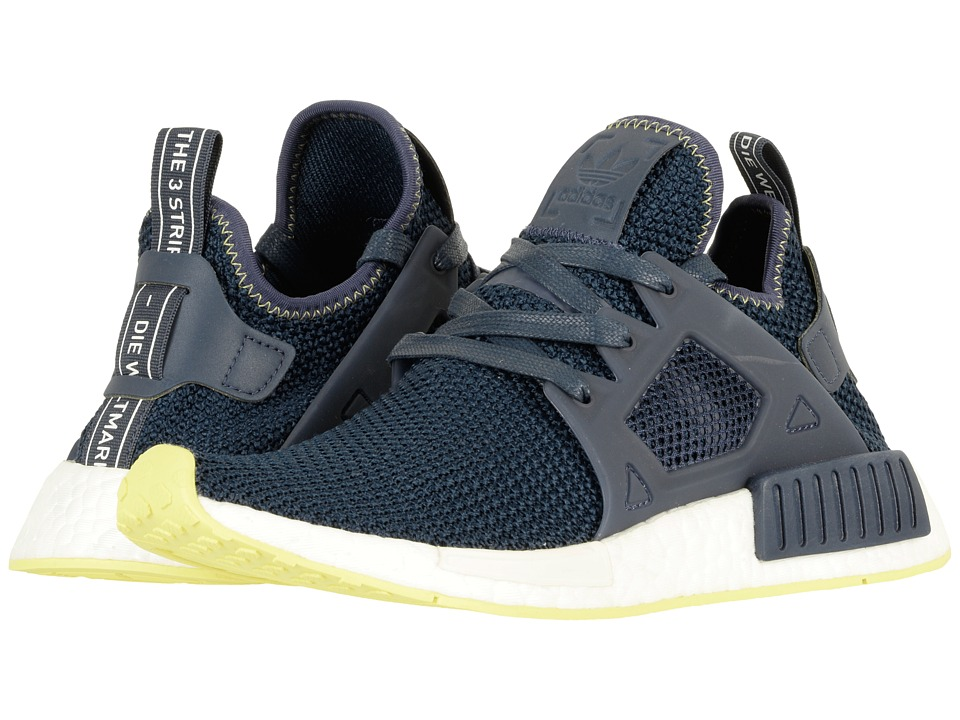 Adidas Originals - NMD_XR1 (Trace Blue/Sesame) Women's Ru...