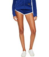 Juicy Couture - Venice Beach Patches Microterry Shorts