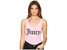 Juicy Couture - Juicy Graphic Scoop Neck Bodysuit