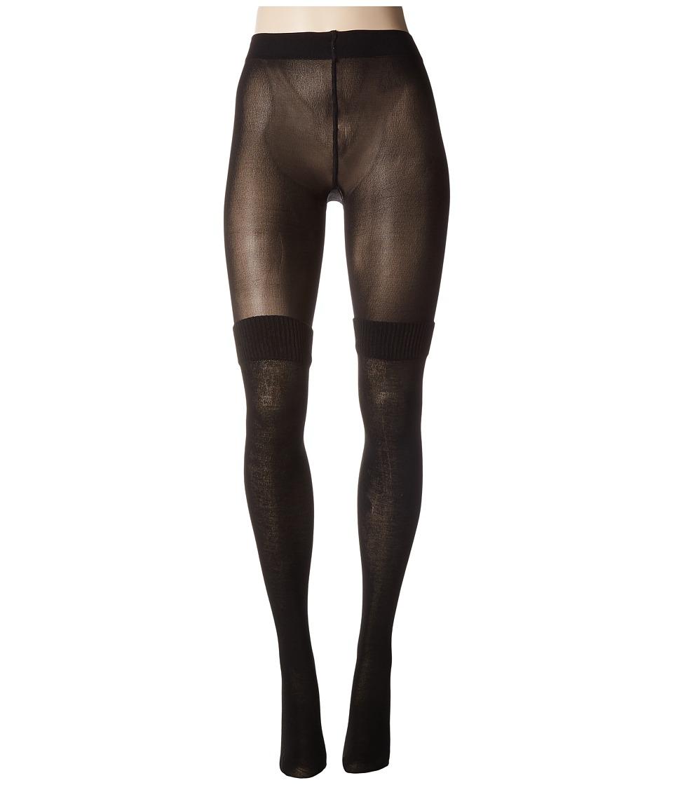 Pretty Polly - Secret Socks Tights (Black) Hose