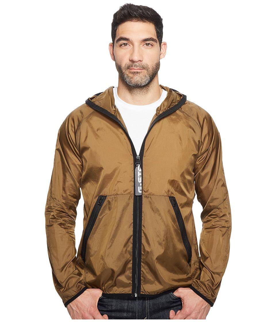 G-Star Strett Hood Gymbag Jacket (Aged Olive) Men