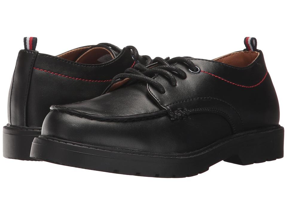 Tommy Hilfiger Kids Rino Robert (Little Kid/Big Kid) (Black) Boy's Shoes