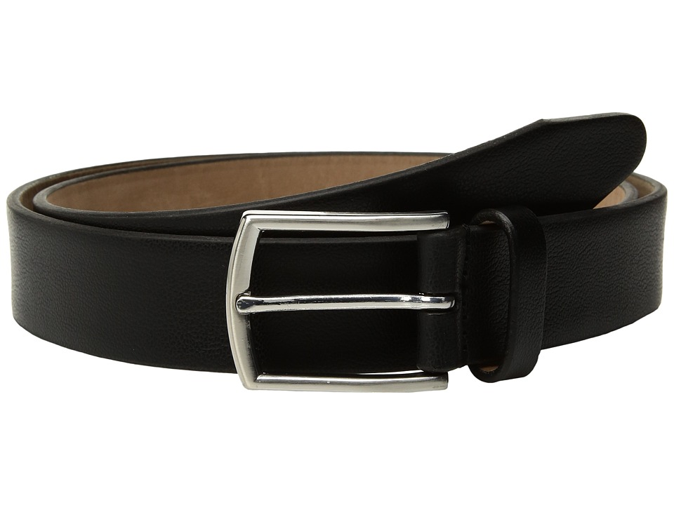 Image of Allen Edmonds - Bayview Ave (Black) Men's Belts