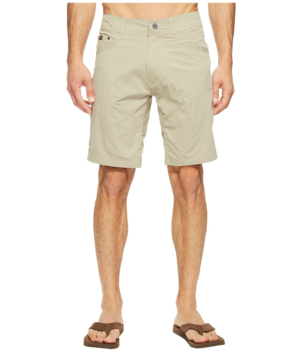 KUHL Kontra Air Shorts 10 (Light Khaki) Men