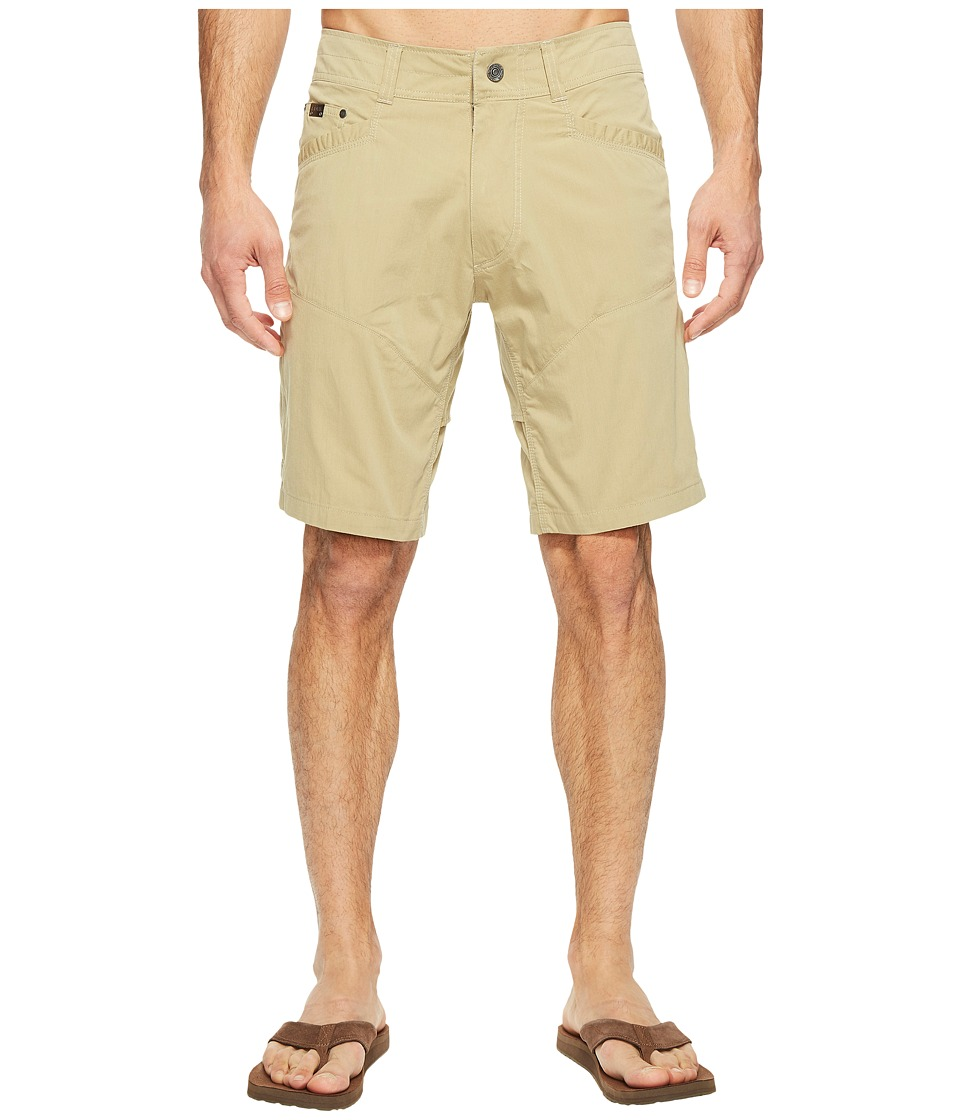 KUHL Kontra Air Shorts 10 (Sawdust) Men