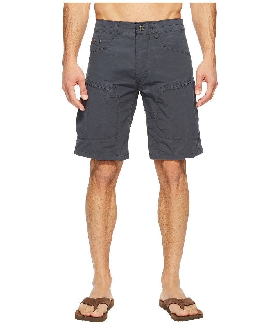 KUHL Outsider Cargo Shorts 10 (Carbon) Men