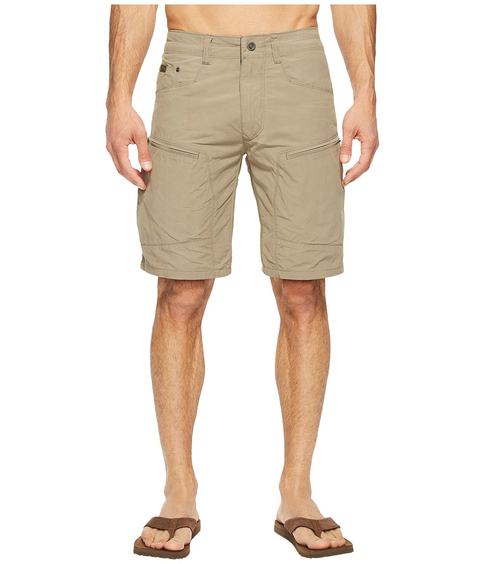 KUHL Outsider Cargo Shorts 10 (Koyote) Men