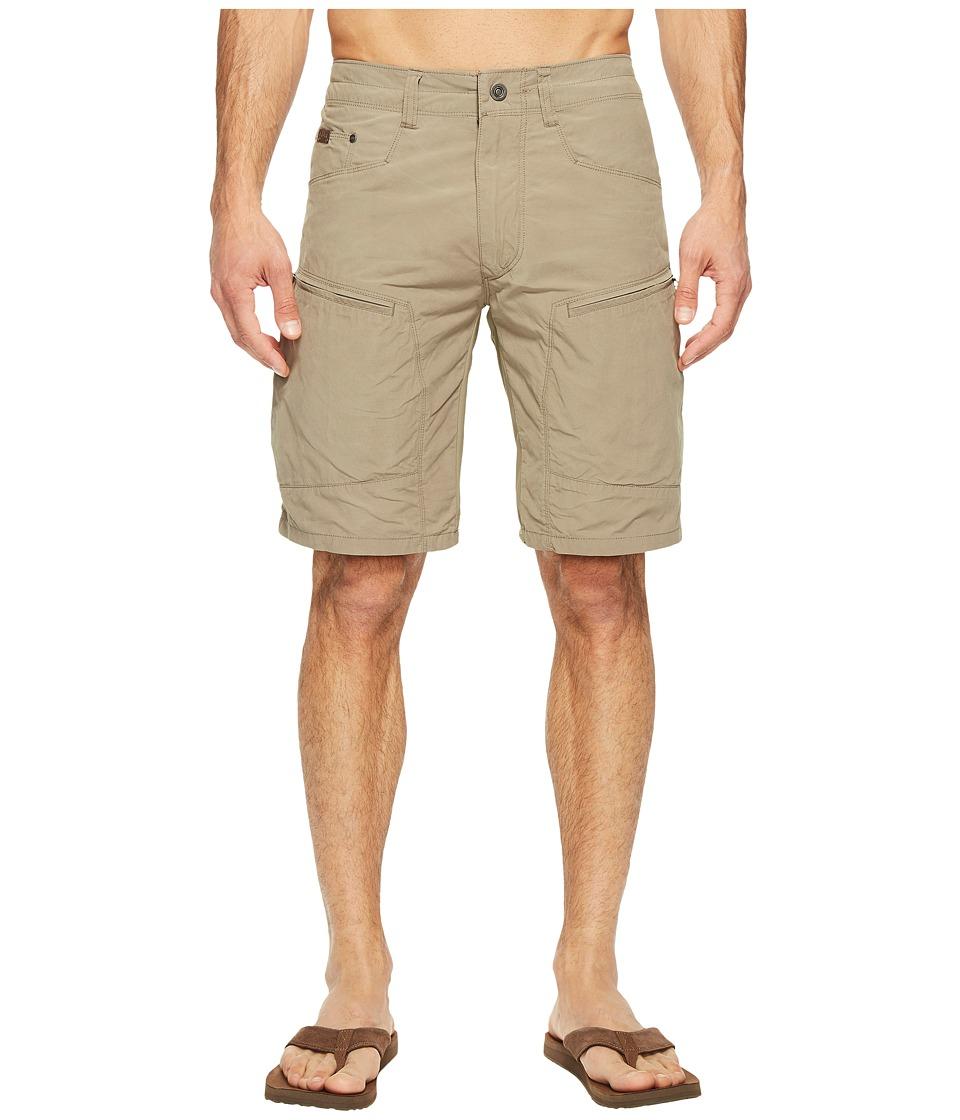 KUHL Outsider Cargo Shorts 10 (Koyote) Men