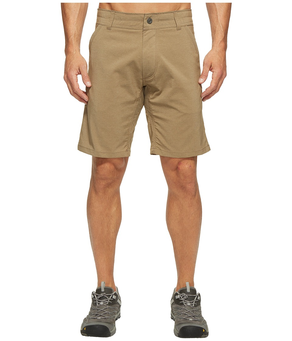 KUHL Shift Amfib Shorts 10 (Buckskin) Men