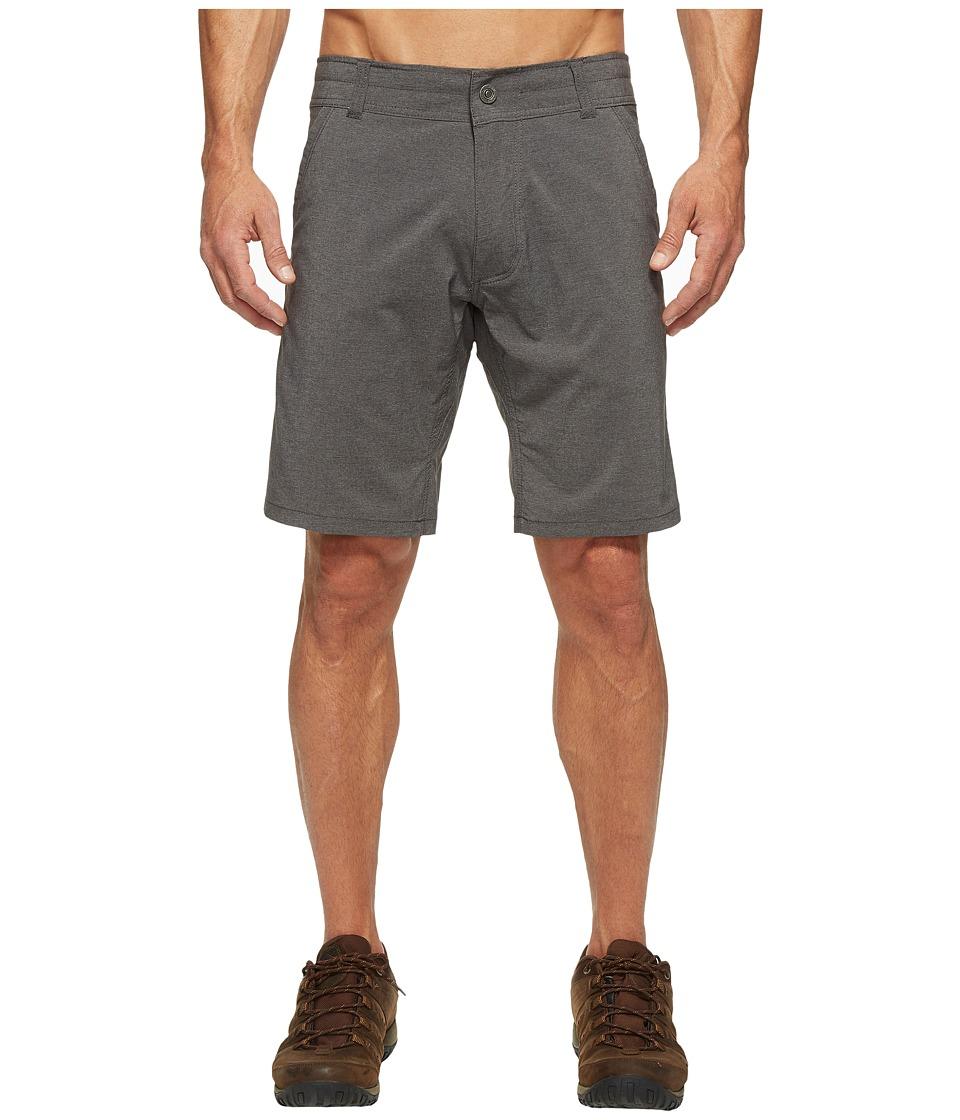 KUHL Shift Amfib Shorts 10 (Carbon) Men