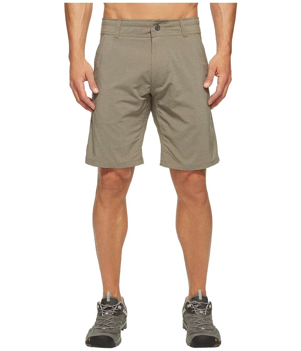KUHL Shift Amfib Shorts 10 (Charcoal) Men