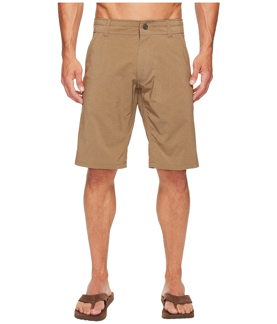 KUHL Shift Amfib Shorts 12 (Buckskin) Men