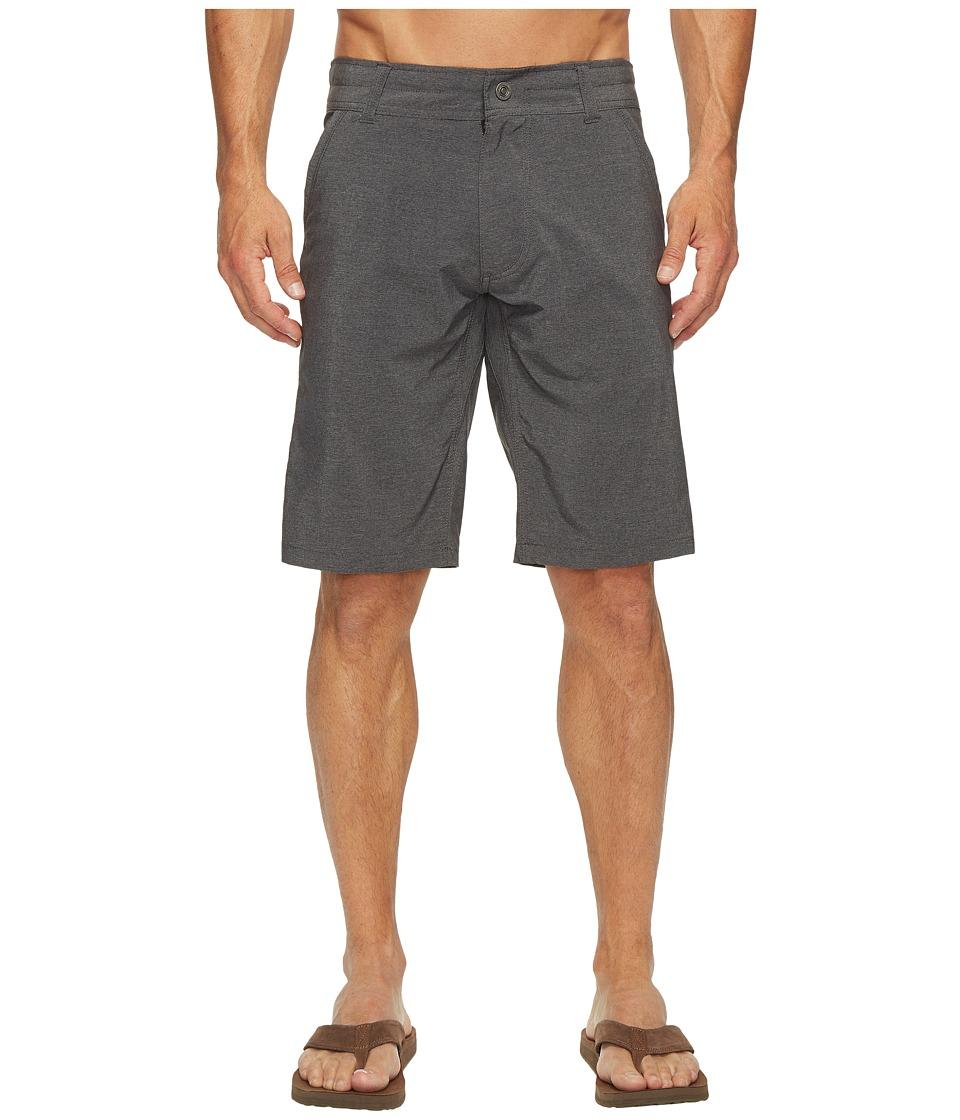 KUHL Shift Amfib Shorts 12 (Carbon) Men
