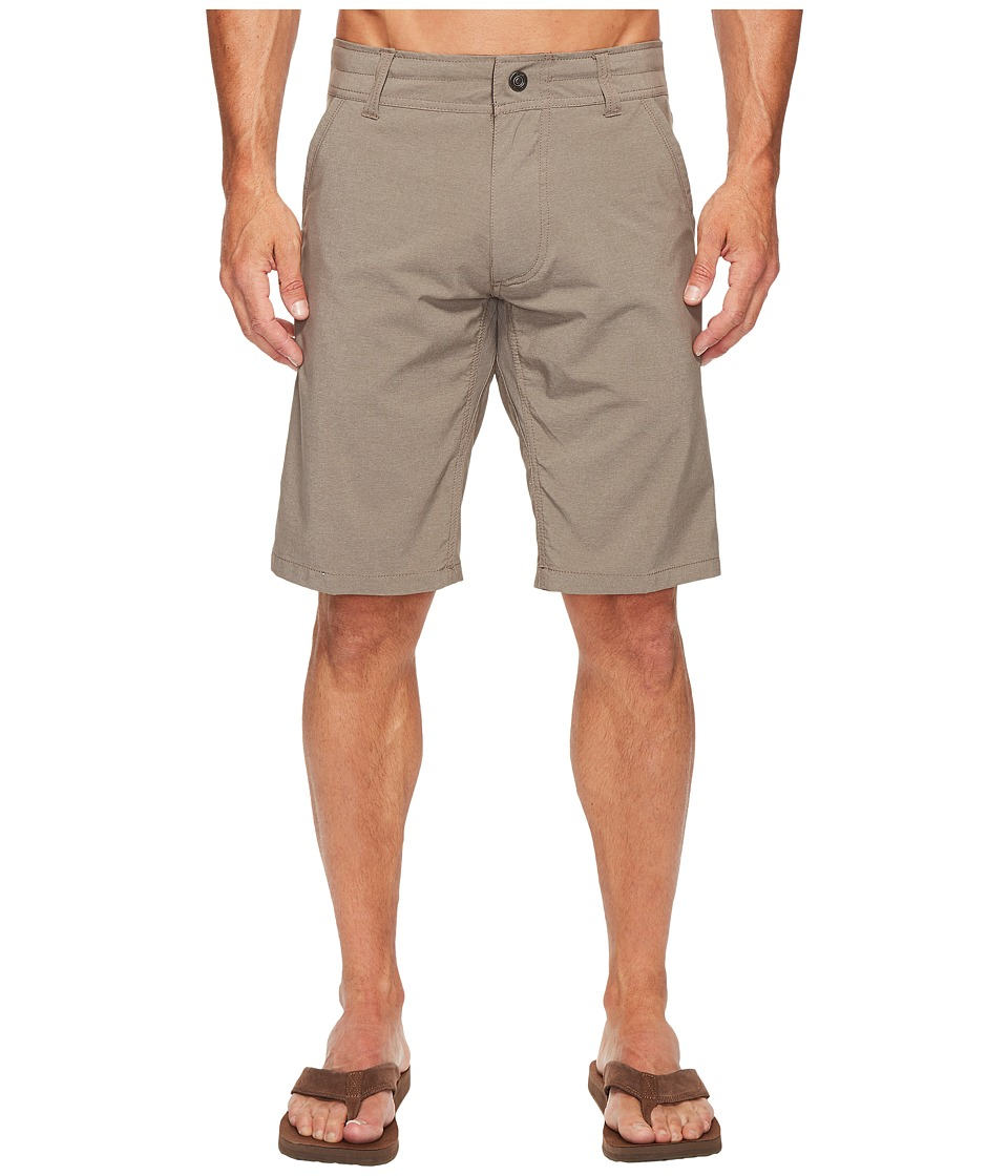 KUHL Shift Amfib Shorts 12 (Charcoal) Men