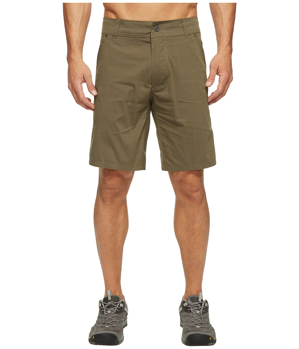 KUHL Kontra Shorts 10 (Dark Moss) Men