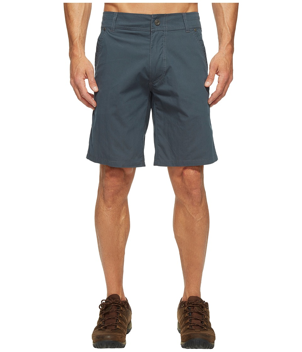 KUHL Kontra Shorts 10 (Deep River Blue) Men