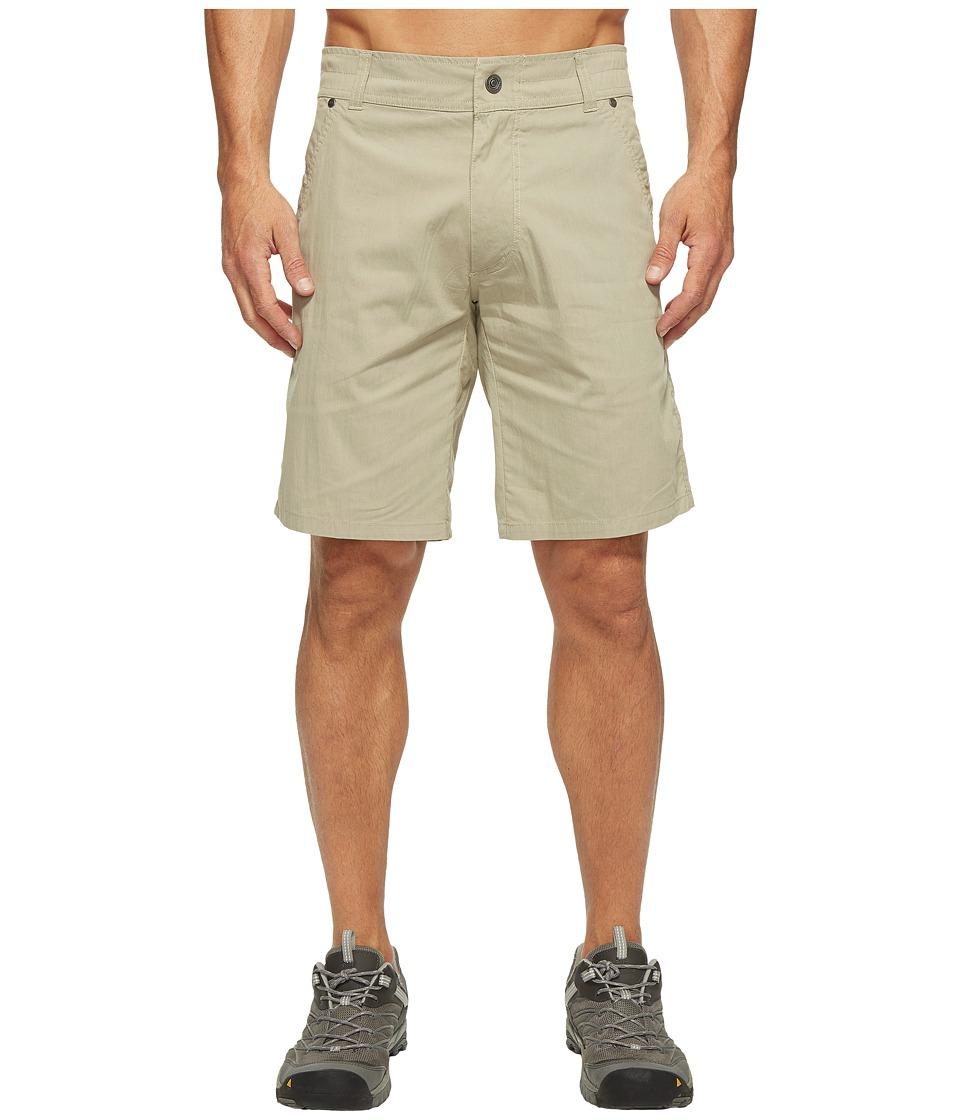 KUHL Kontra Shorts 10 (Light Khaki) Men