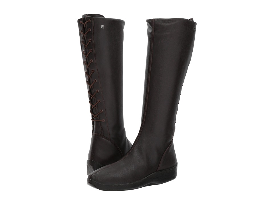 Arcopedico - L31D (Cafe) Womens Zip Boots