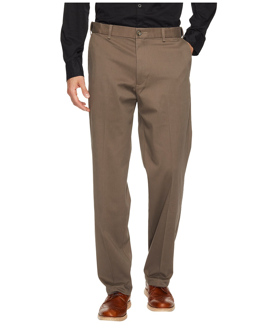 Dockers - Comfort Khaki D3 Classic Fit Pants (Dark Pebble) Mens Casual Pants