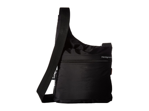 Hedgren Fate Crossbody w/ RFID - Black