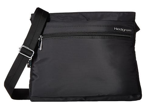 Hedgren Fola Crossbody w/ RFID - Black