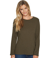 Pendleton - L/S Jewel Neck Cotton Rib Tee