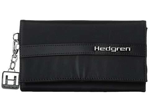 Hedgren Wallet Bifold - Black