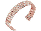 Alexis Bittar Alexis Bittar Crystal Lace Cuff Bracelet