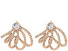 Alexis Bittar Alexis Bittar Crystal Lace Orbiting Post Earrings