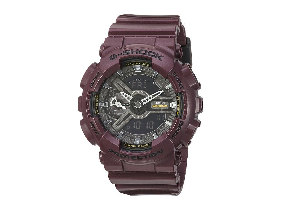 G-Shock - GMA-S110MC-6ACR (Purple) Sport Watches