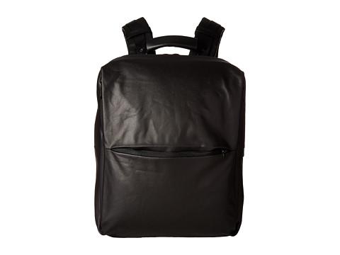 côte&ciel Rhine Backpack - Black/Coated Canvas