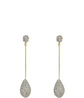 Alexis Bittar - Pave Teardrop Post Earrings