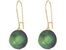 Alexis Bittar Dangling Sphere Kidney Wire Earrings