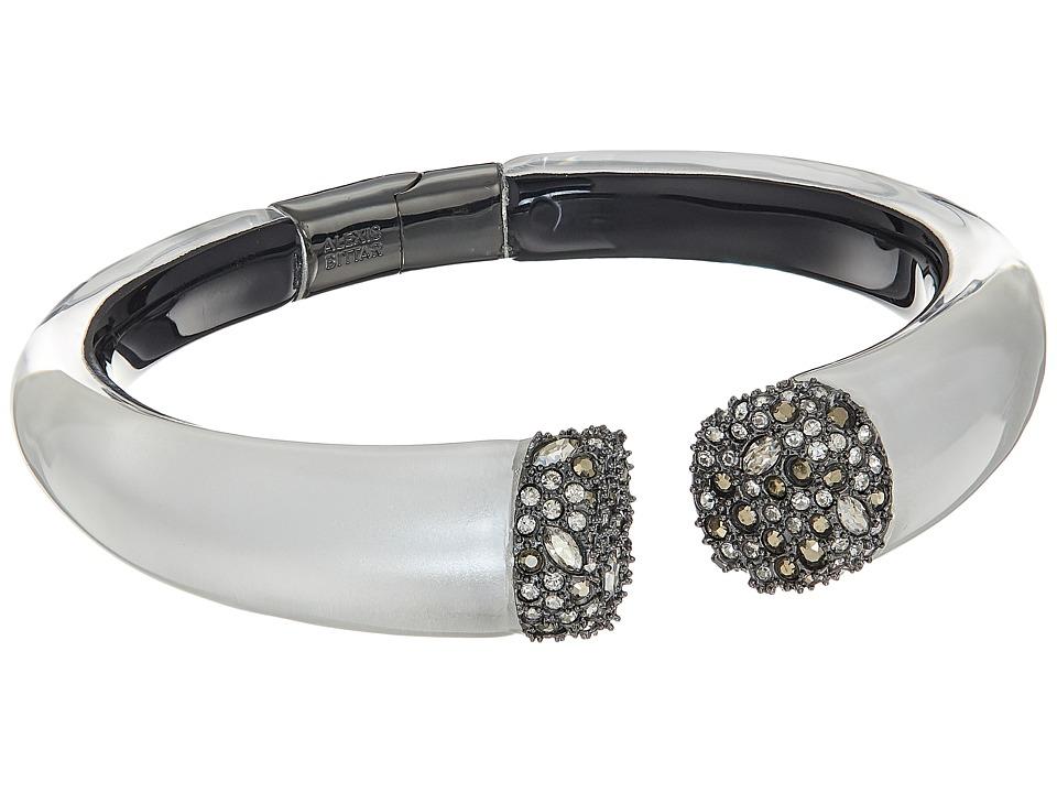 Alexis Bittar - Encrusted Pave Brake Hinge Bracelet