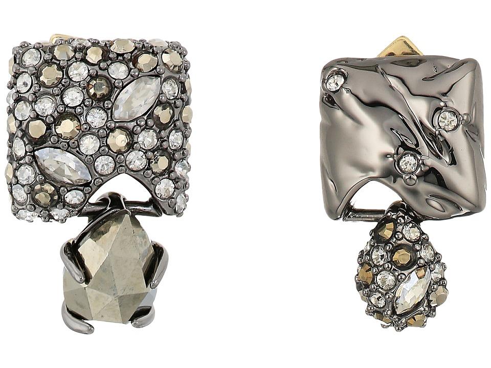Alexis Bittar - Mismatched Stud Earrings