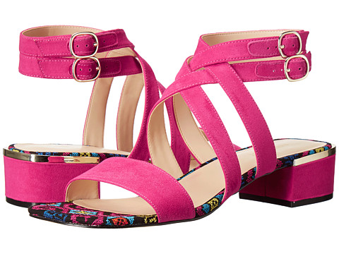 Nine West Yesta - Pink Fabric