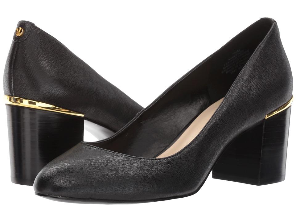 Nine West Astor (Black 2 Leather) Women