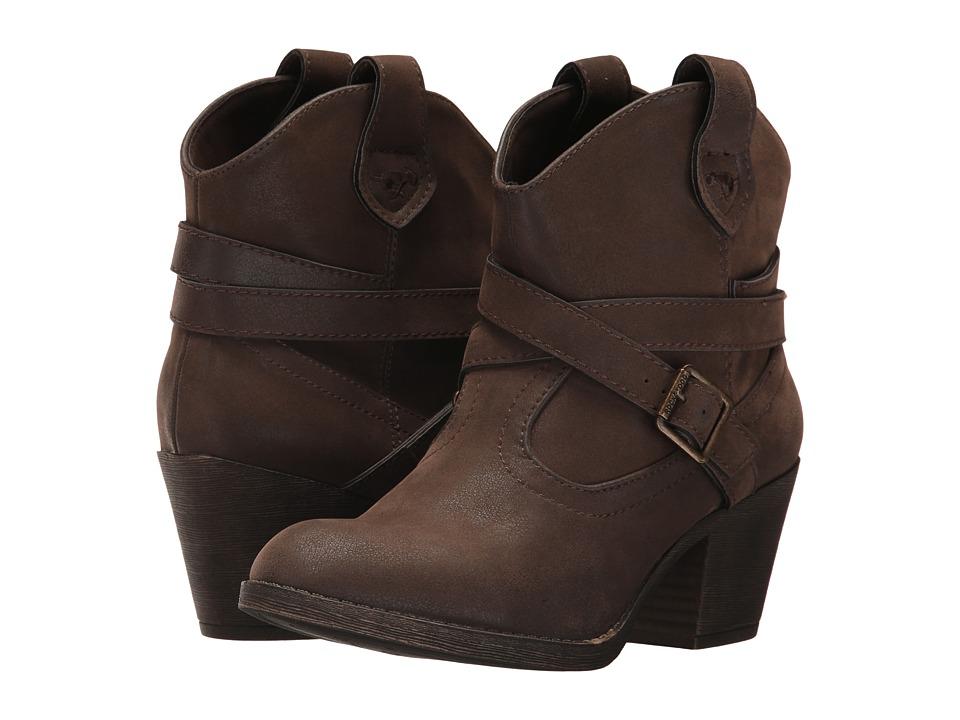 Rocket Dog - Sand Doon (Brown Vintage Worn) Women's Shoes