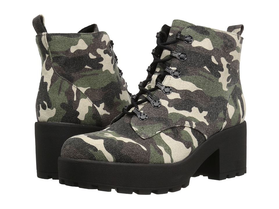 Rocket Dog Clyden (Olive Hanger) Women