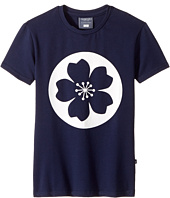 Toobydoo - Hawaiian Flower Tee (Toddler/Little Kids/Big Kids)