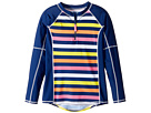 Toobydoo - Santa Monica Stripe Rashguard (Infant/Toddler/Little Kids/Big Kids)