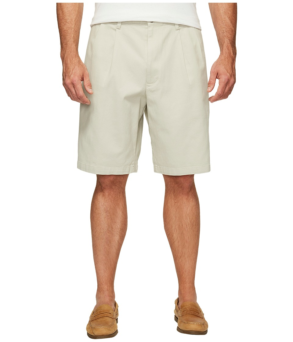 Dockers Men's - Big Tall Double Pleat Shorts