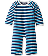 Toobydoo - Blue Bootcut Jumpsuit (Infant)