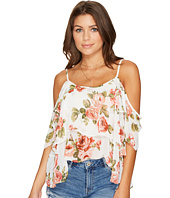 Show Me Your Mumu - Romance Ruffle Top