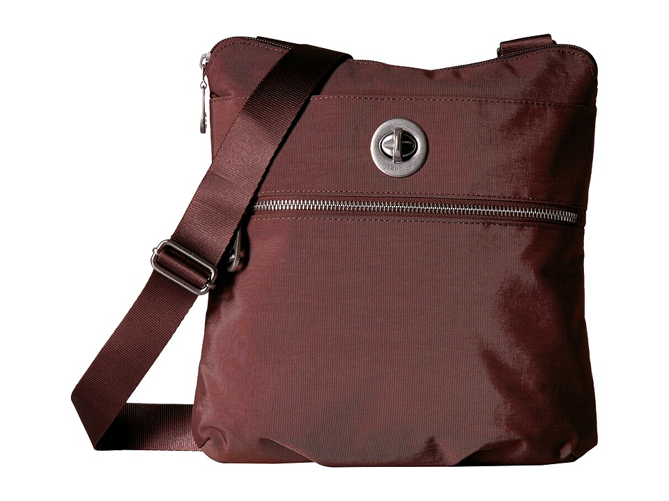 Baggallini Hanover Silver (Coffee) Handbags