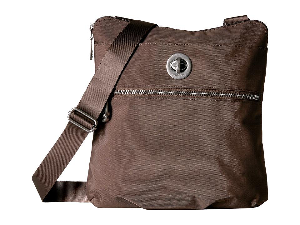 Baggallini Hanover Silver (Portobello) Handbags