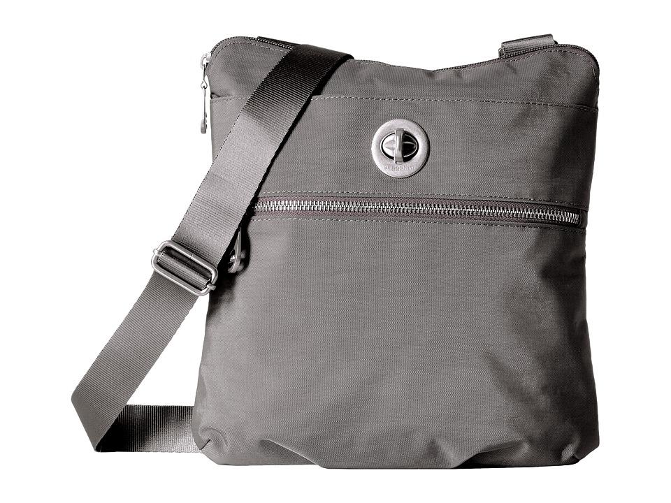 Baggallini Hanover Silver (Graphite) Handbags